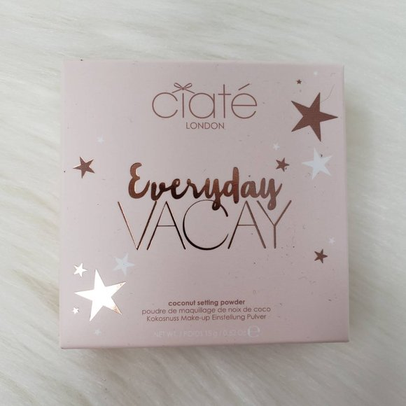 Ciate Other - Ciate London Everyday Vacay Coconut Setting Powder